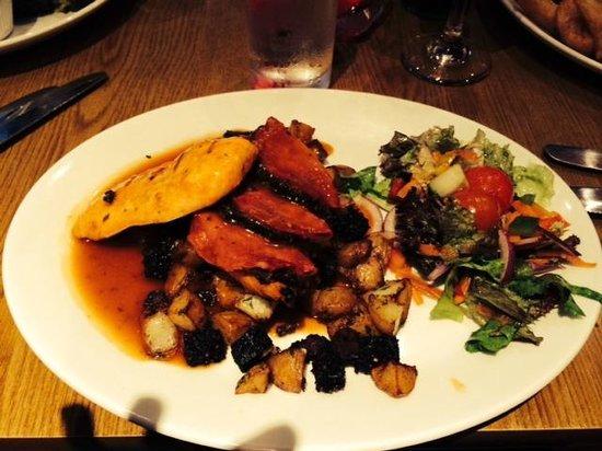 The McKirdy's Steakhouse: Chicken & Chorizo