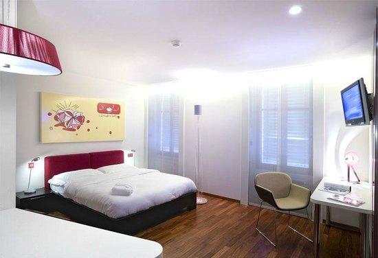 La Cour des Augustins - Boutique Gallery Design Hotel : Superior Double room