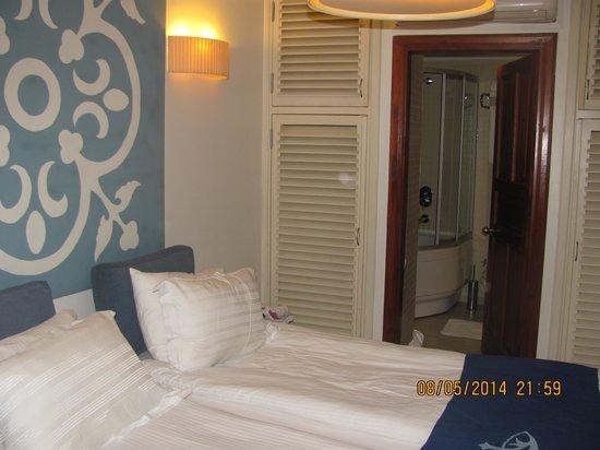 Alp Pasa Hotel: DBL standart