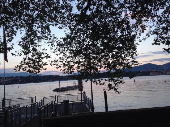 Lac Léman (Lac de Genève) : Boat transportation