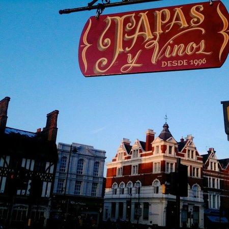 Best Tapas Restaurants Clapham