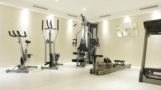 La Cour des Augustins - Boutique Gallery Design Hotel : Fitness