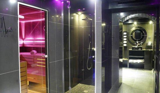 La Cour des Augustins - Boutique Gallery Design Hotel : Wellness
