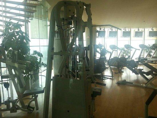J5 Hotels - Port Saeed: Gym