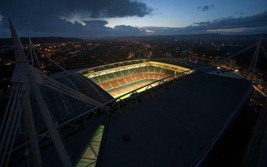 Principality Stadium : The Millennium Stadium