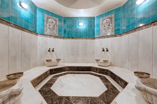 Arena Hotel: Turkish Bath / Hamam