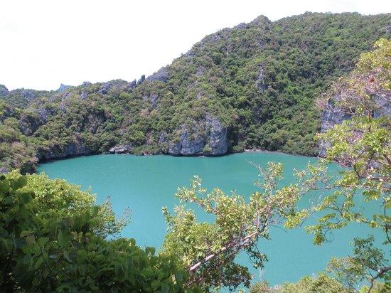 Grand Sea Discovery : Emerald Lake