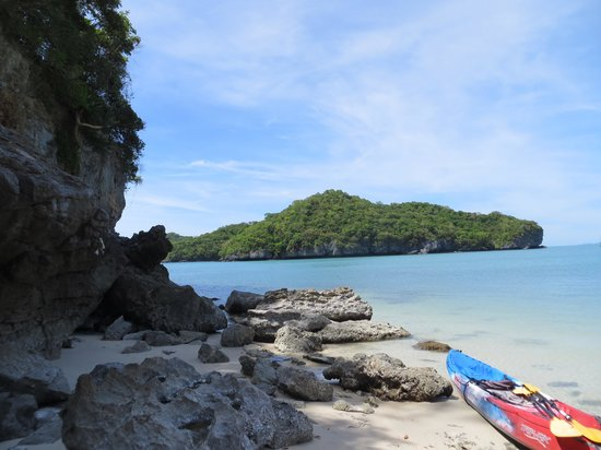 Grand Sea Discovery : Kayaking Beach