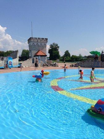 Terme Catez: summer riviera