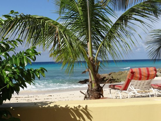 Ocean Two Resort & Residences: View from my sunlounger