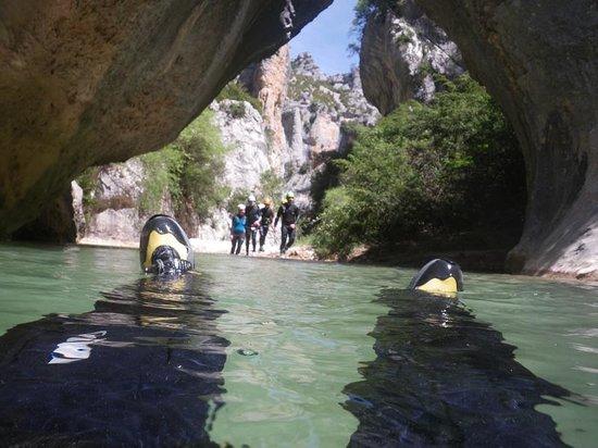 Pyrénées Canyoning