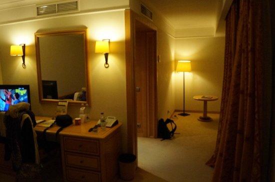 Hotel Real Palacio: номер