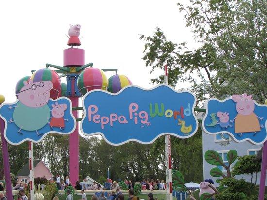 Paultons Park: Peppa Pig World