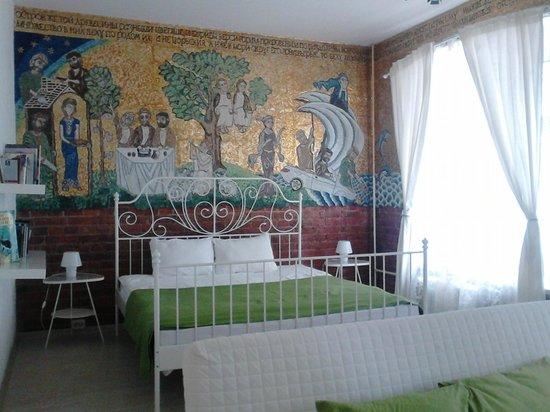 Mama Ro Apartments: Studio Byzantin