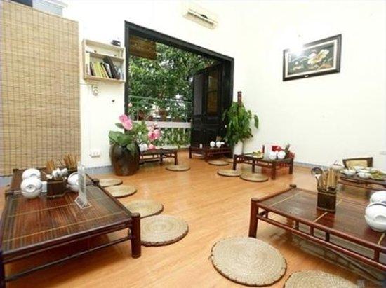 Cơm Chay An Phúc: An Phuc's second floor