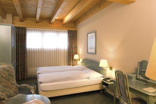 Silvretta Parkhotel Klosters: Economy Room
