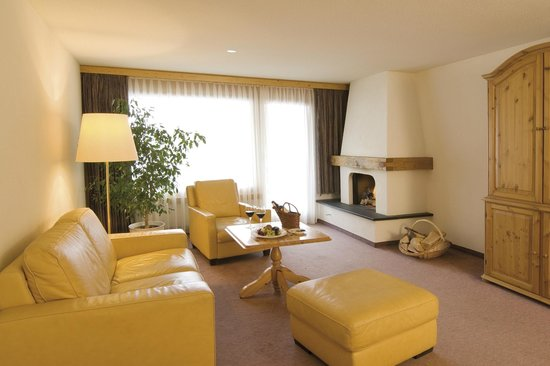 Silvretta Parkhotel Klosters: Suite