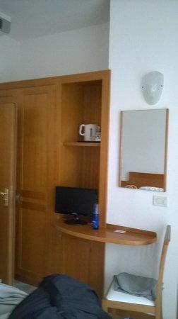 Hotel Perla Verde : camera