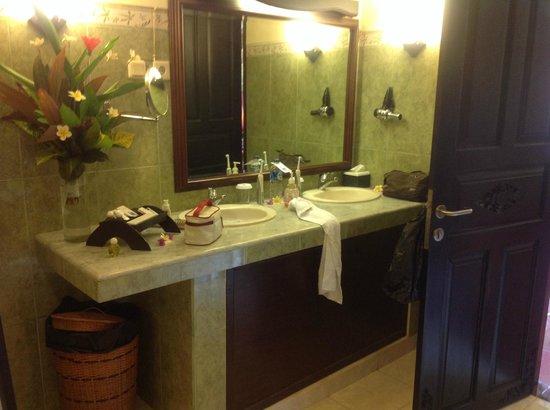 Bali Paradise Hotel Boutique Resort: Powder area