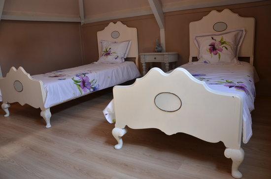 Domaine de la Greze : children's beds