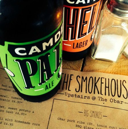 Beers and Cheers @ The Smokehouse