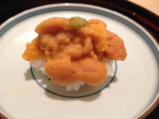 Sushi Tanabe: ウニ