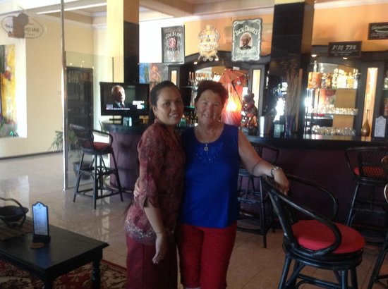 Bali Paradise Hotel Boutique Resort : Lovely staff