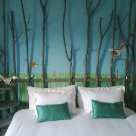 Karoo Art Hotel: Our room at the Barrydale Karoo Hotel