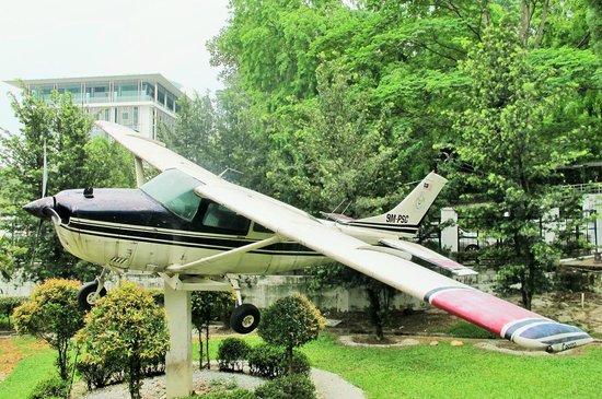 Royal Malaysia Police Museum : Outside