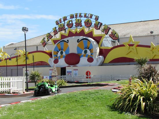 Fairground Picture Of Butlin S Bognor Regis Resort