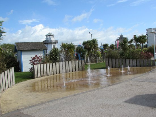 Butlin's Bognor Regis Resort: Water Feature