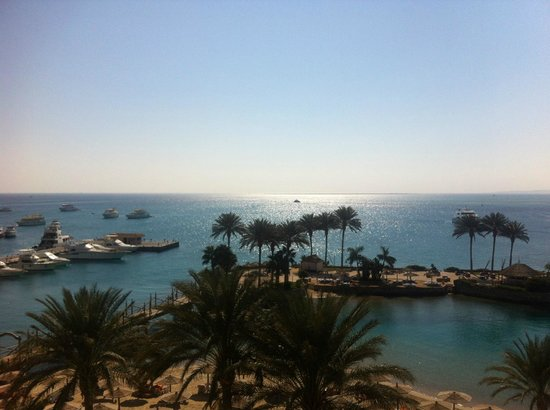 Hurghada Marriott Beach Resort: The Sea View