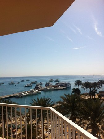 Hurghada Marriott Beach Resort: Room View