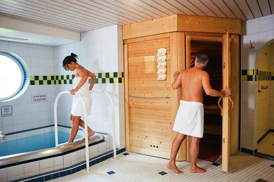 Parkhotel Schoenegg: Sauna