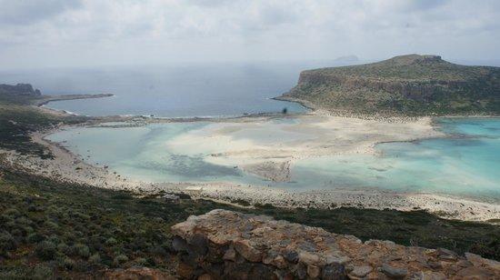 Balos Beach and Lagoon : вид