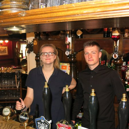 The Oak: Great staff