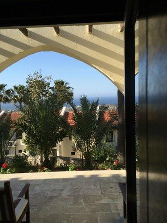 Bellapais Monastery Village: View!