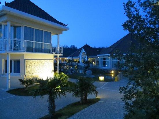 Les Jardins de Beauval : Hotel