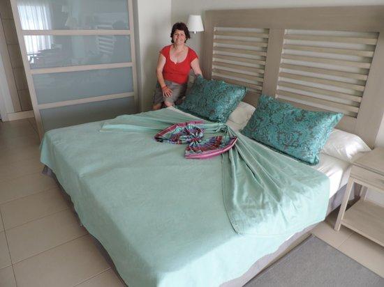 HD Beach Resort & Spa: habitacion