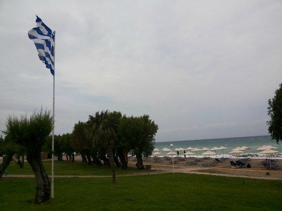 Doreta Beach Hotel : Пляж