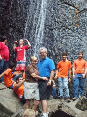 Sue's Place: coco falls