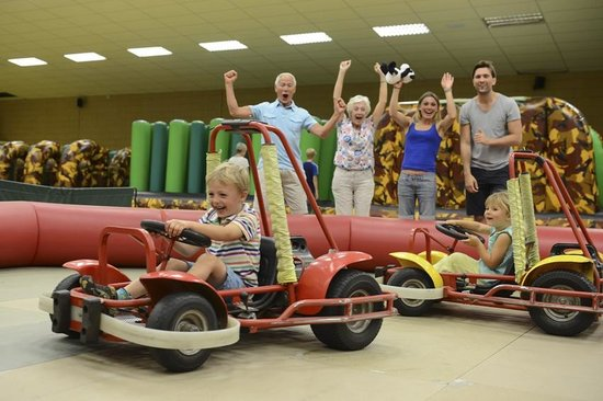 Potters Resort: Children's Fun Karts