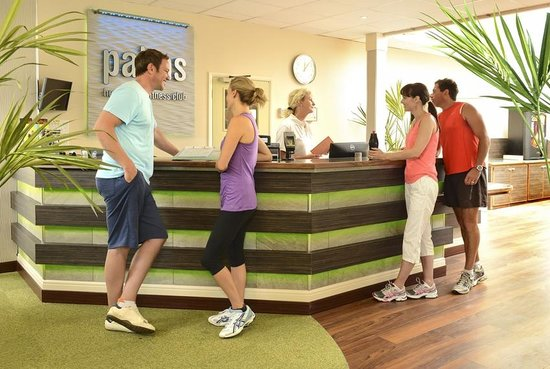 Potters Resort: Palms Health and Fitness