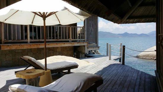 Six Senses Ninh Van Bay : Water Villa 5