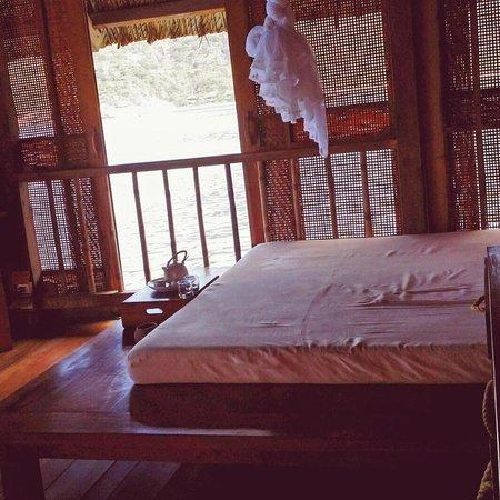 Six Senses Ninh Van Bay: Tagesraum