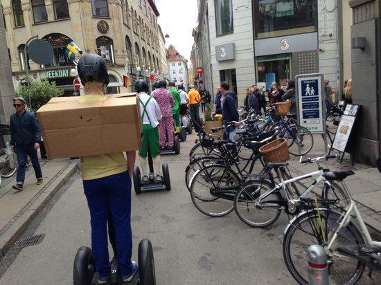 Segway Tours Copenhagen: Segway Tour - Copenhagen