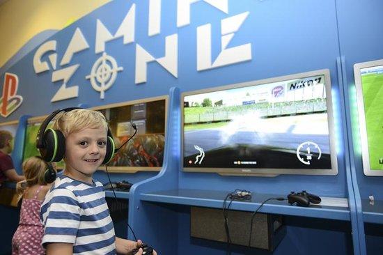 Potters Resort: Children's Gaming Zone