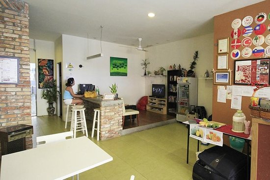 Raizzy's Guesthouse: Chill out space