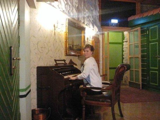 St Olav Hotel: Комната для общего пользования