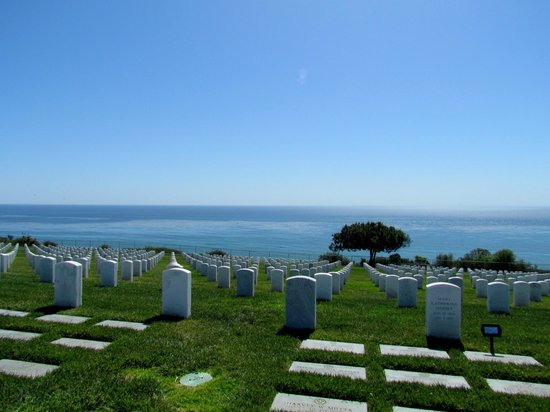 Fort Rosecrans Cemetery : A time to be thankful ...